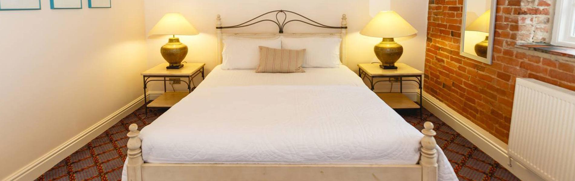 Donington Park Farmhouse Hotel BED