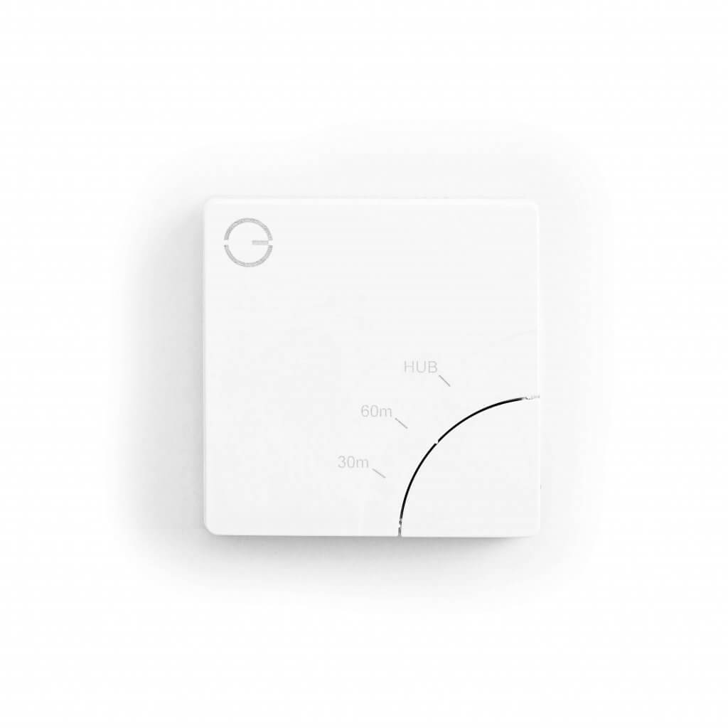 Front view of the Electric Switch