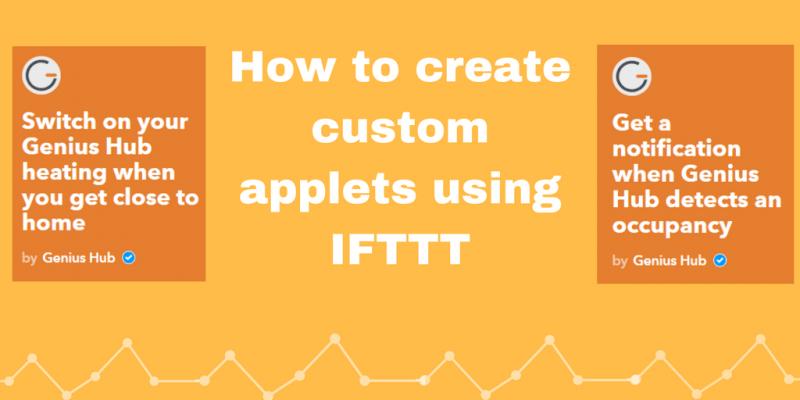 IFTTT- Ocupancy detection.