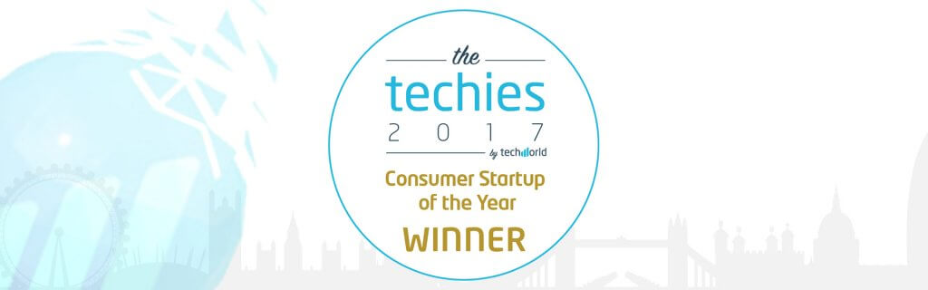 the techies 2017 consumer startup award